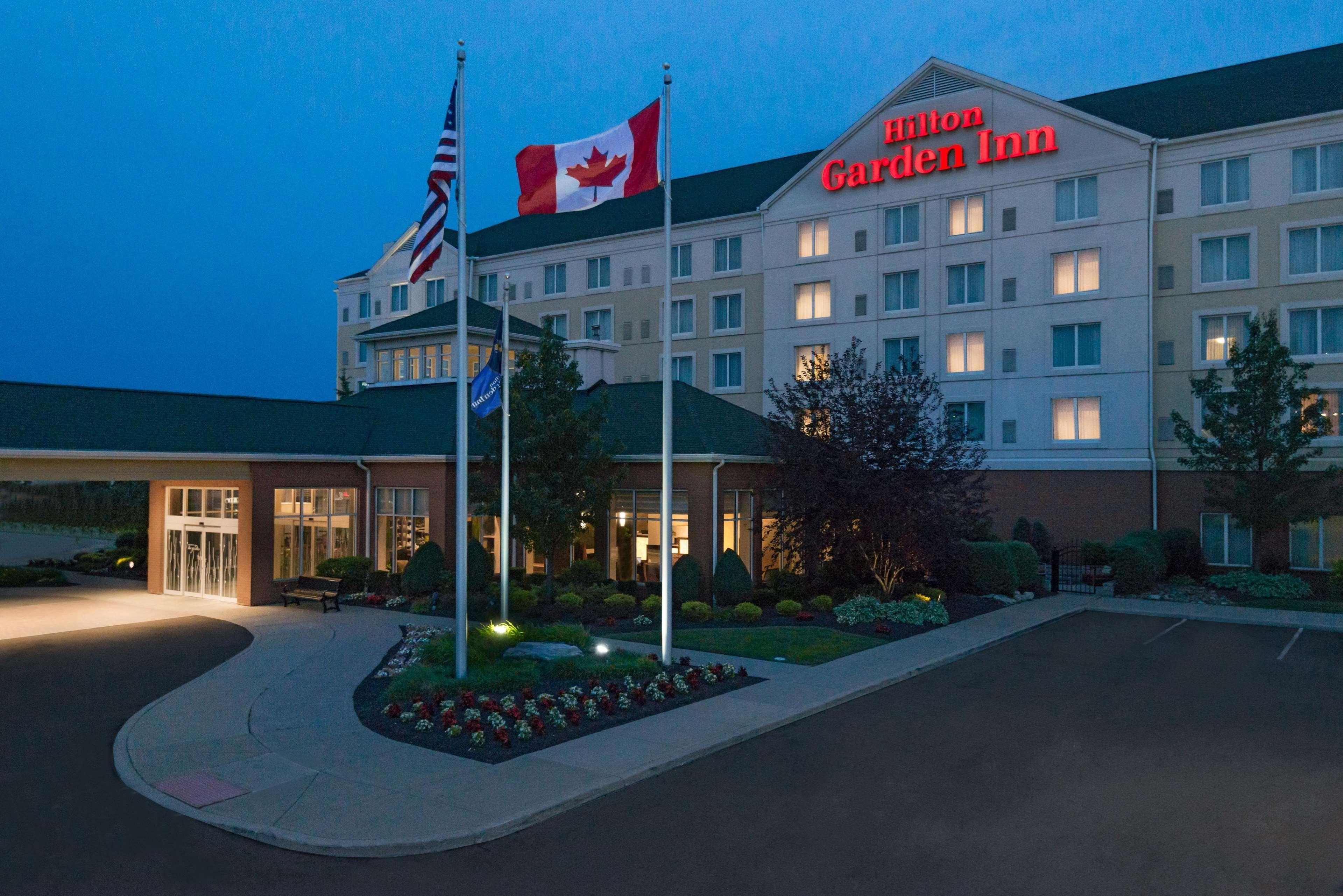 Hilton Garden Inn Buffalo Airport Cheektowaga New York