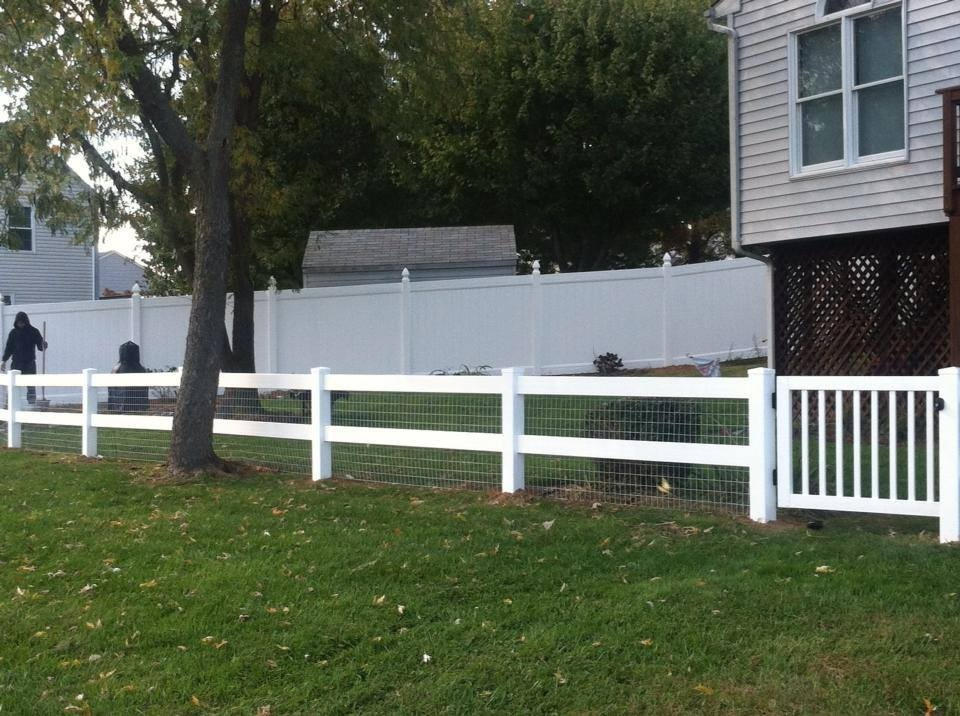 J M Fence Amp Deck Co Mohrsville Pennsylvania Pa