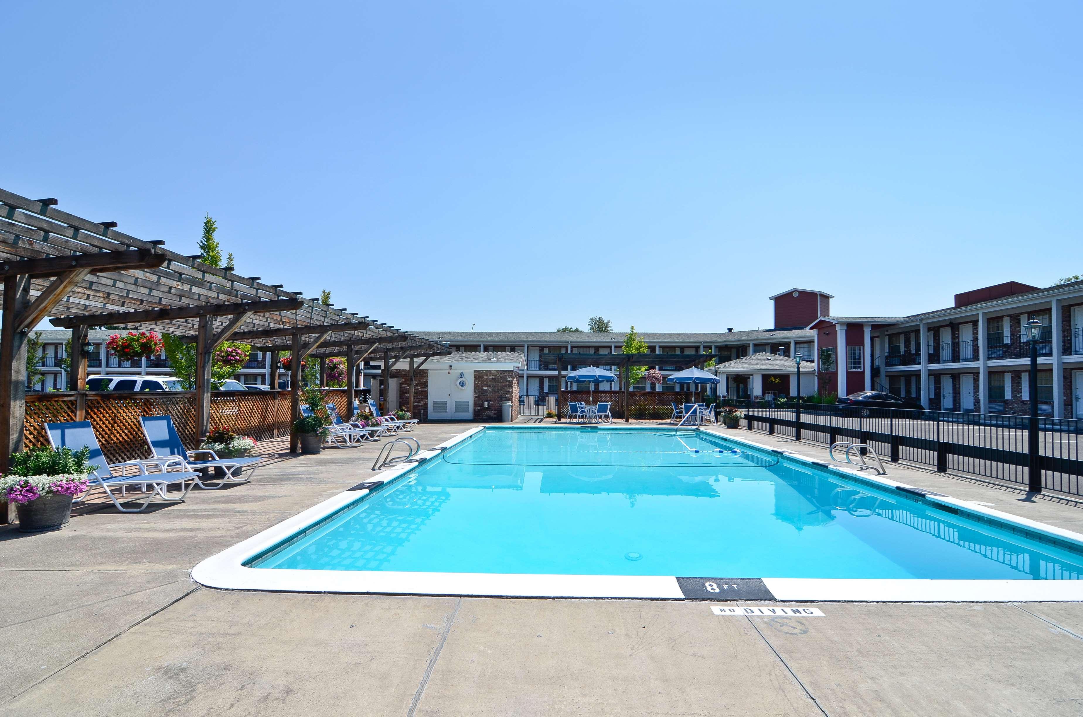Best Western Horizon Inn Medford Oregon