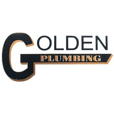 Golden Plumbing Logo