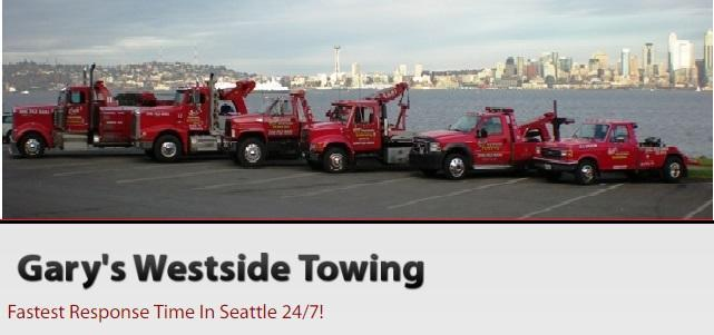 Gary's Westside Towing - Seattle, WA 98108 - (206)762-8881 | ShowMeLocal.com
