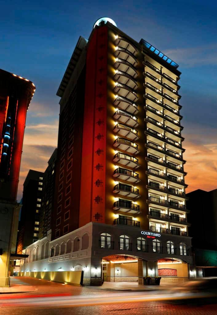 Hilton Hotels Near Riverwalk San Antonio Tx