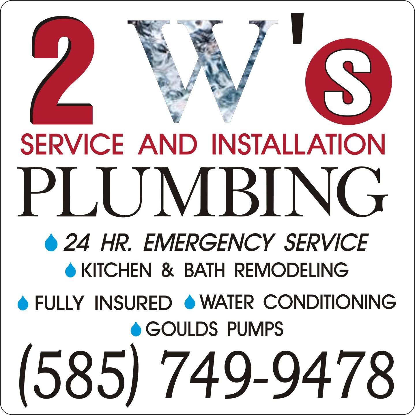 2W's Plumbing, Llc