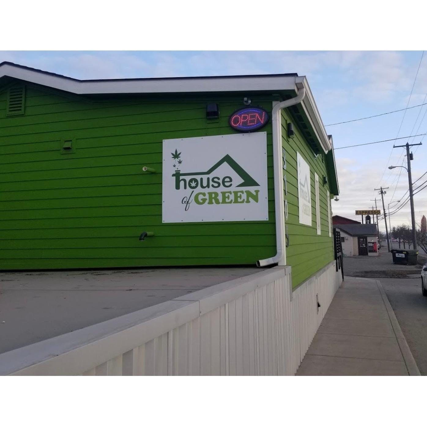 The House of Green Recreational Marijuana Dispensary Anchorage