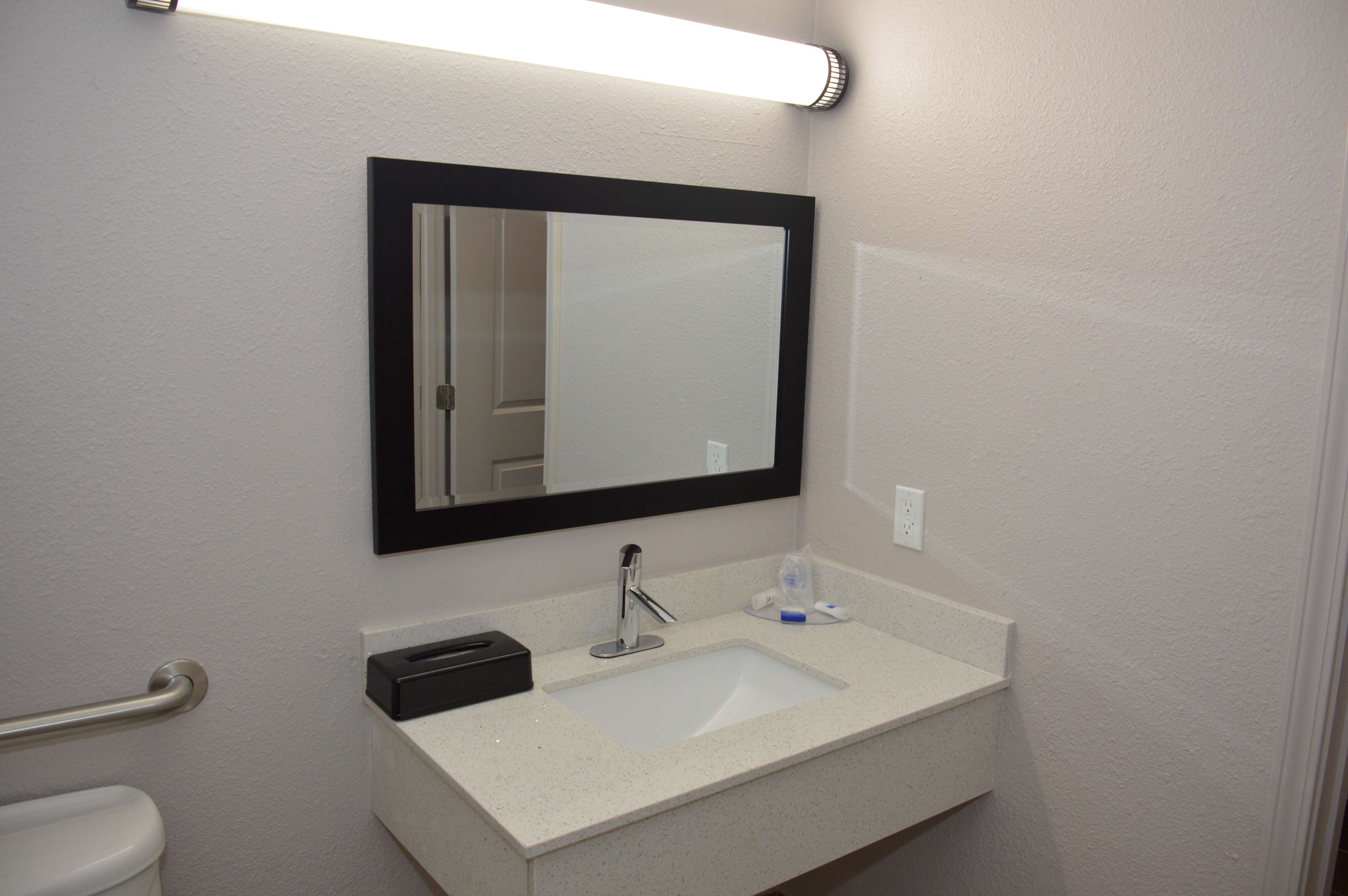 King Mobility Accessible Guest Suite Bathroom