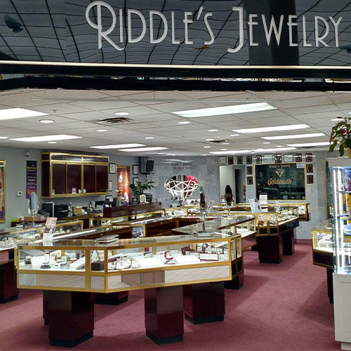 Riddle 39 s jewelry coupons near me in butte 8coupons for Local jewelry stores near me