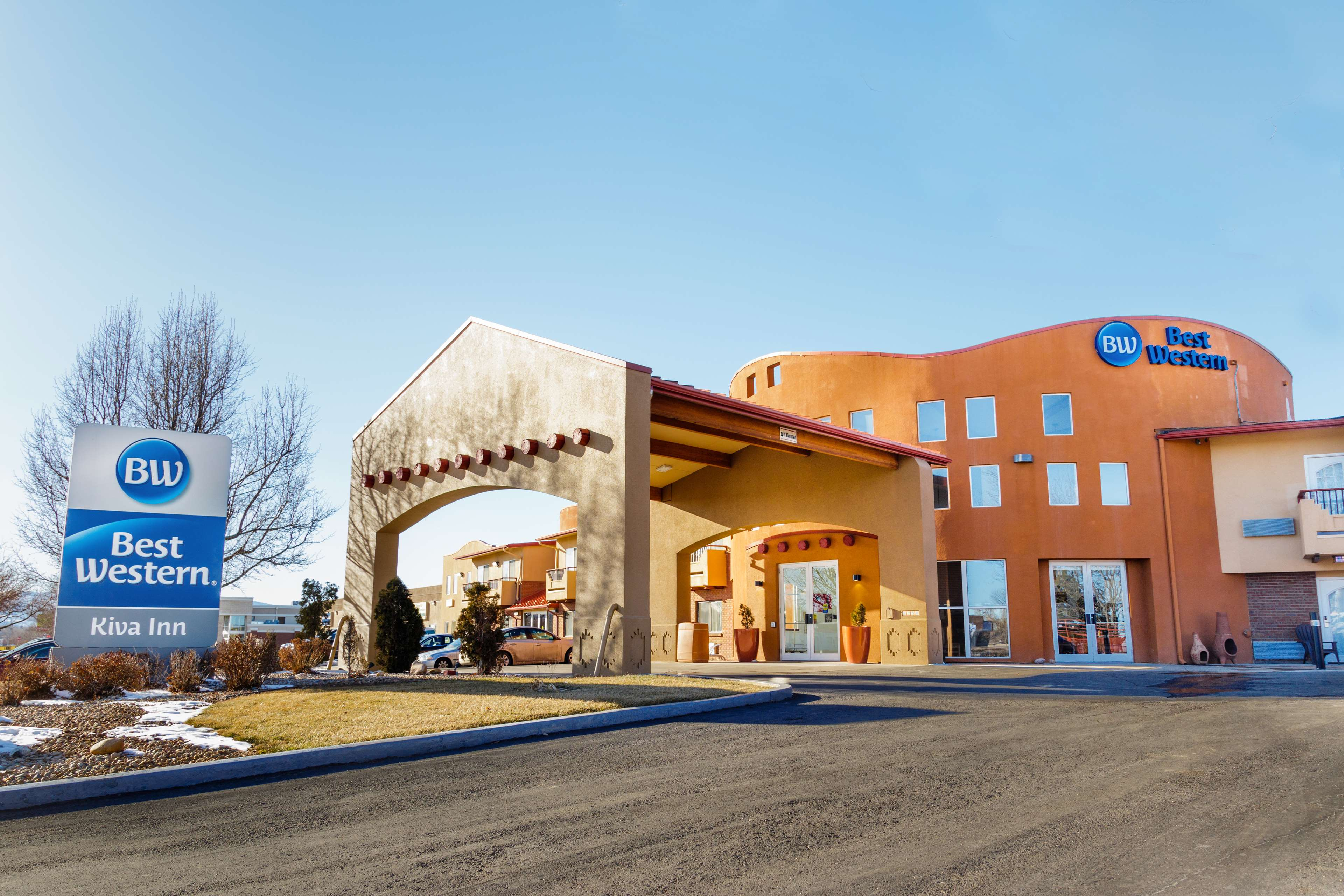 Best western kiva inn in fort collins co 80524 for Cabin rentals near fort collins colorado