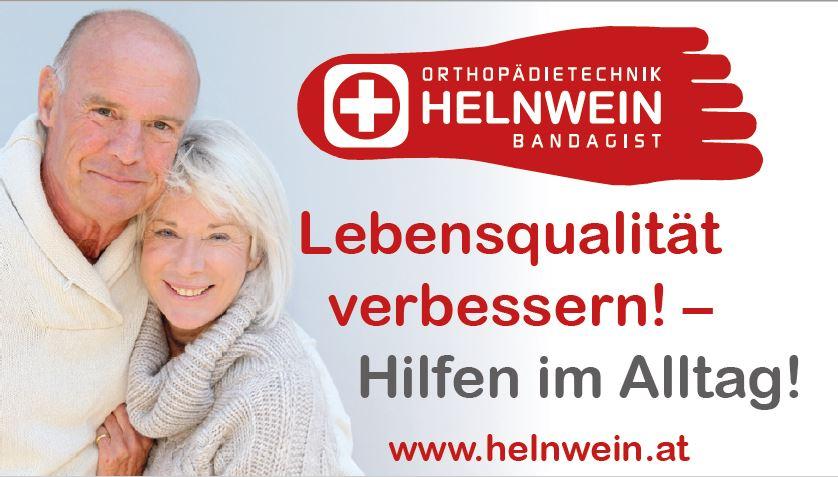 Helnwein GmbH - Orthopädietechnik, Sanitätshaus, Bandagist