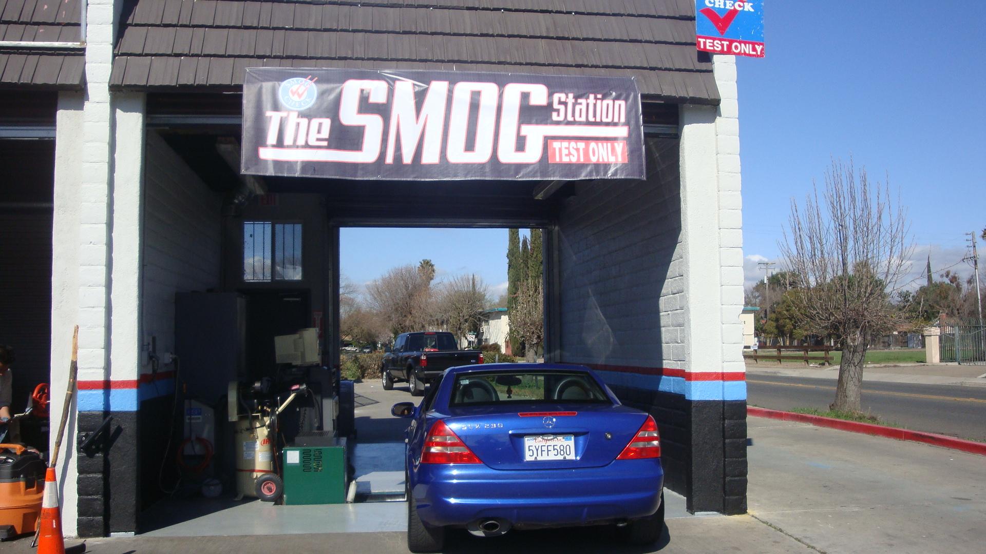 The Smog Station