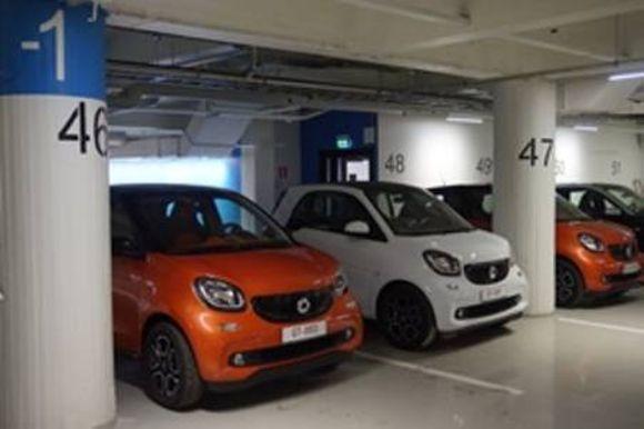 Finnpark Autotalo