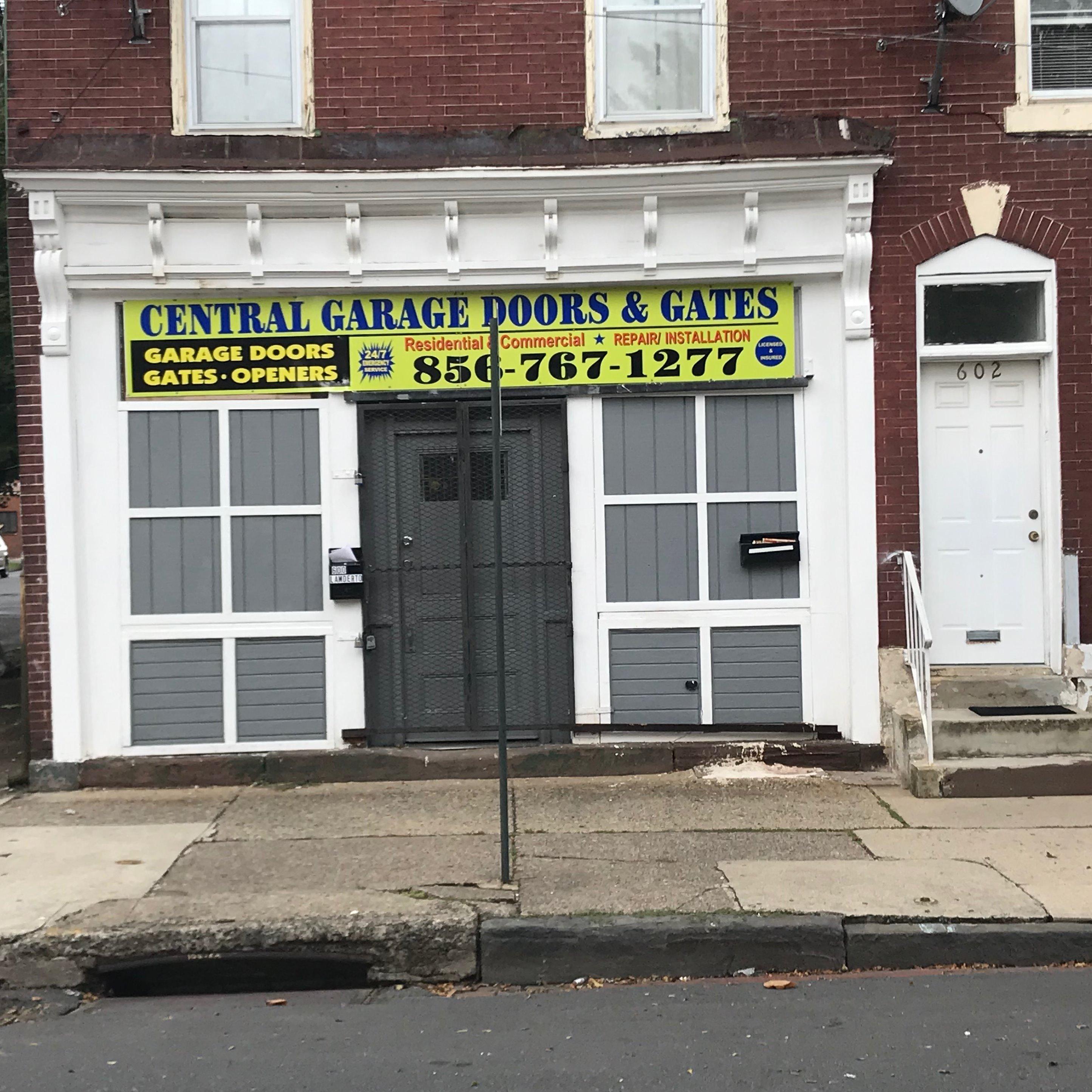 CENTRAL GARAGE DOORS & GATES LLC