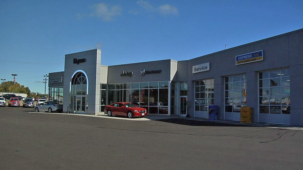ryan auto mall in buffalo mn 800 262 7