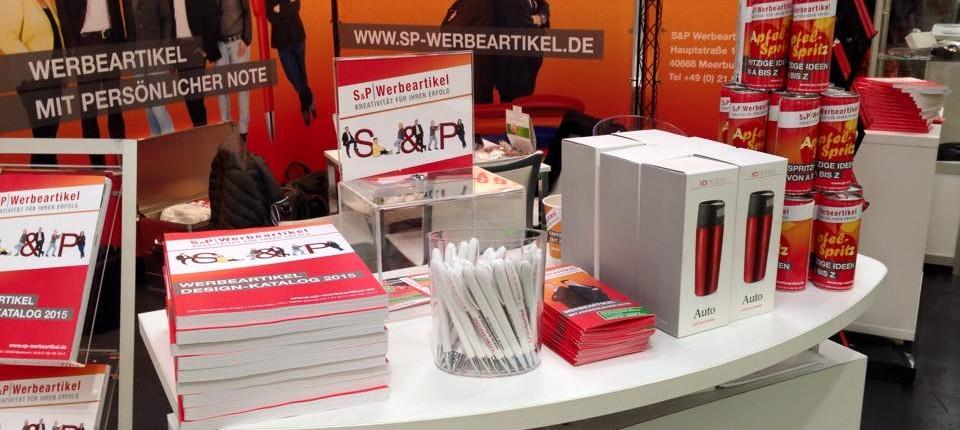 Werbemittel & Werbegeschenke Düsseldorf - S&P Werbeartikel GmbH