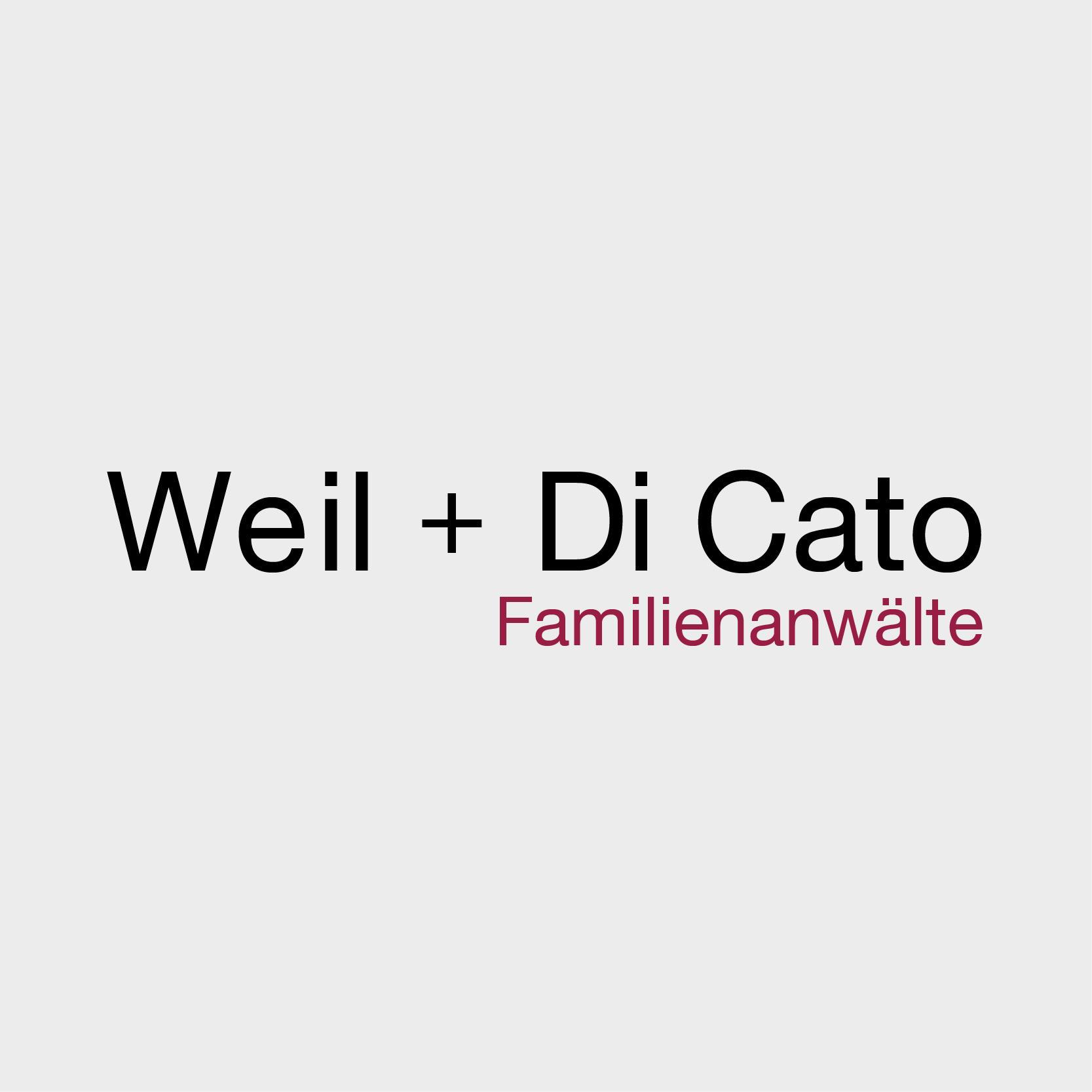 Bild zu Weil + Di Cato Familienanwälte in Marburg
