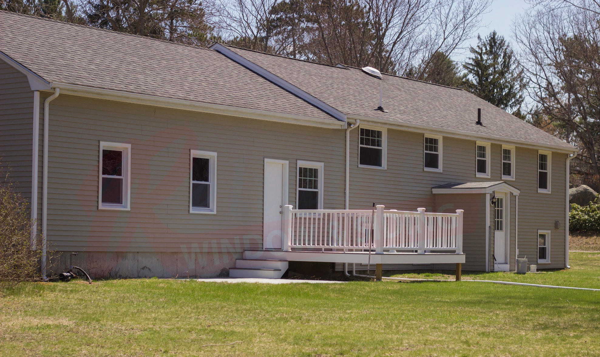 Reliable window siding inc stoughton massachusetts for Fairway house cleaning
