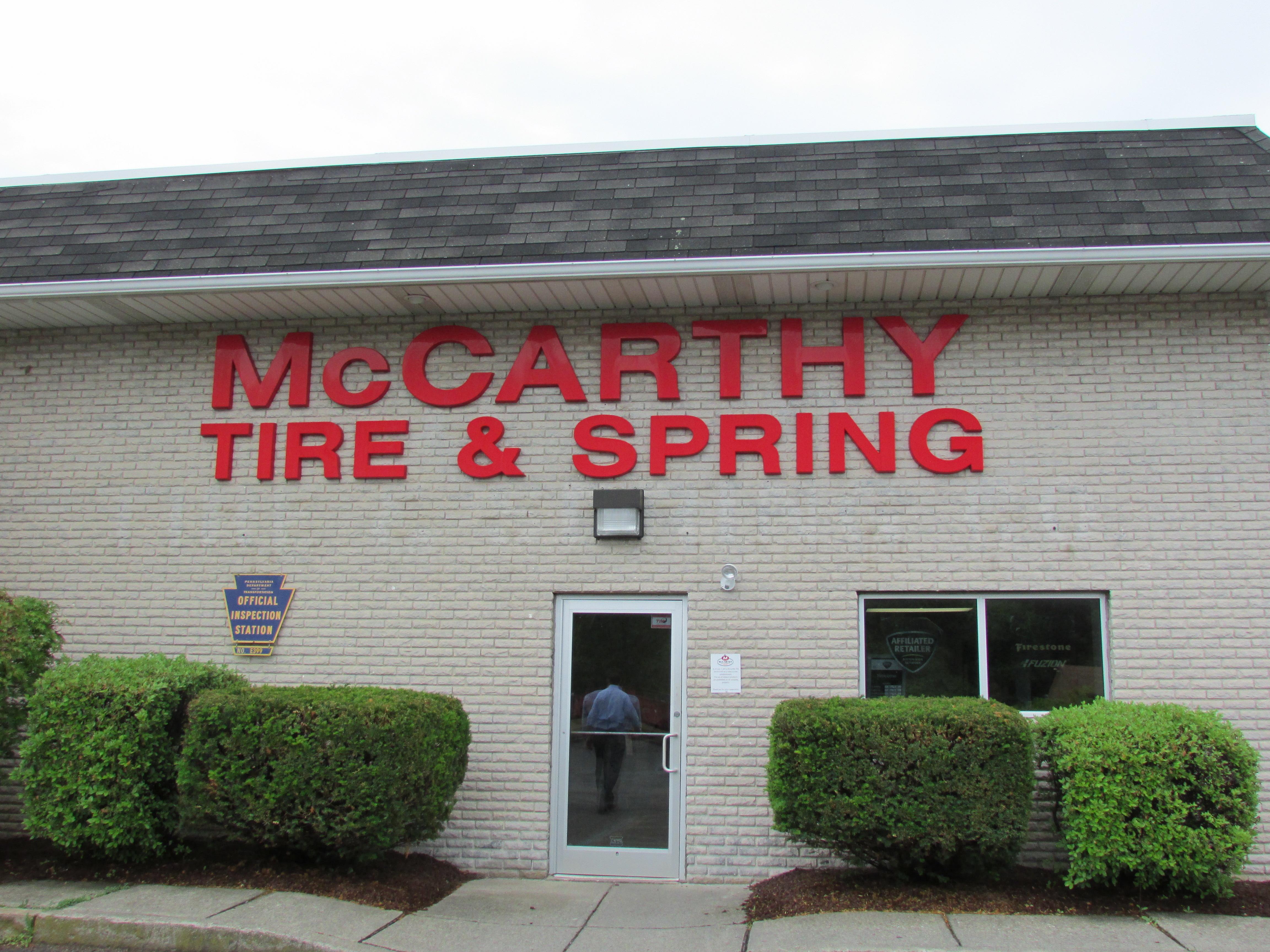 mccarthy tire service dickson city pennsylvania pa. Black Bedroom Furniture Sets. Home Design Ideas