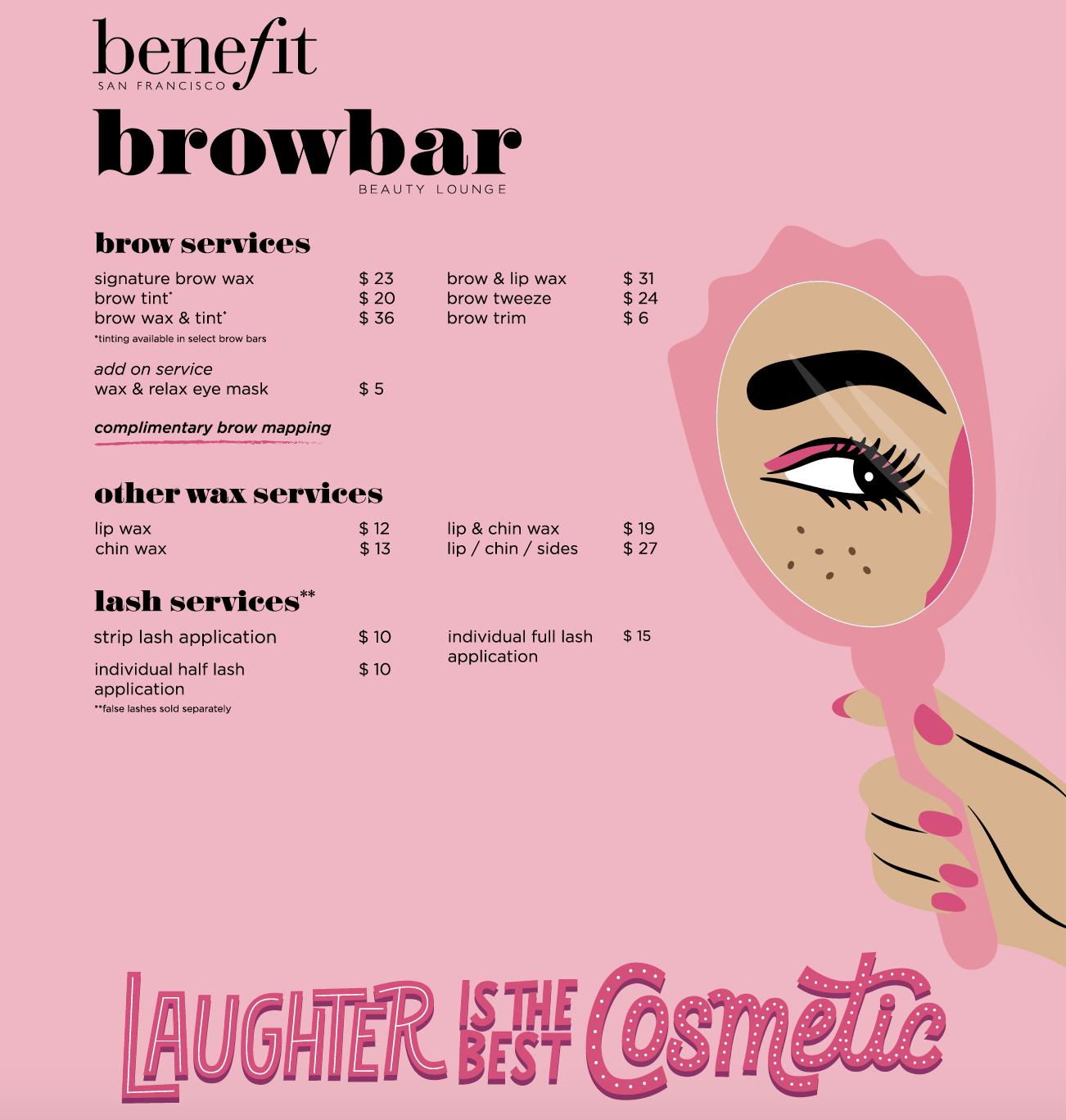 Benefit Cosmetics BrowBar