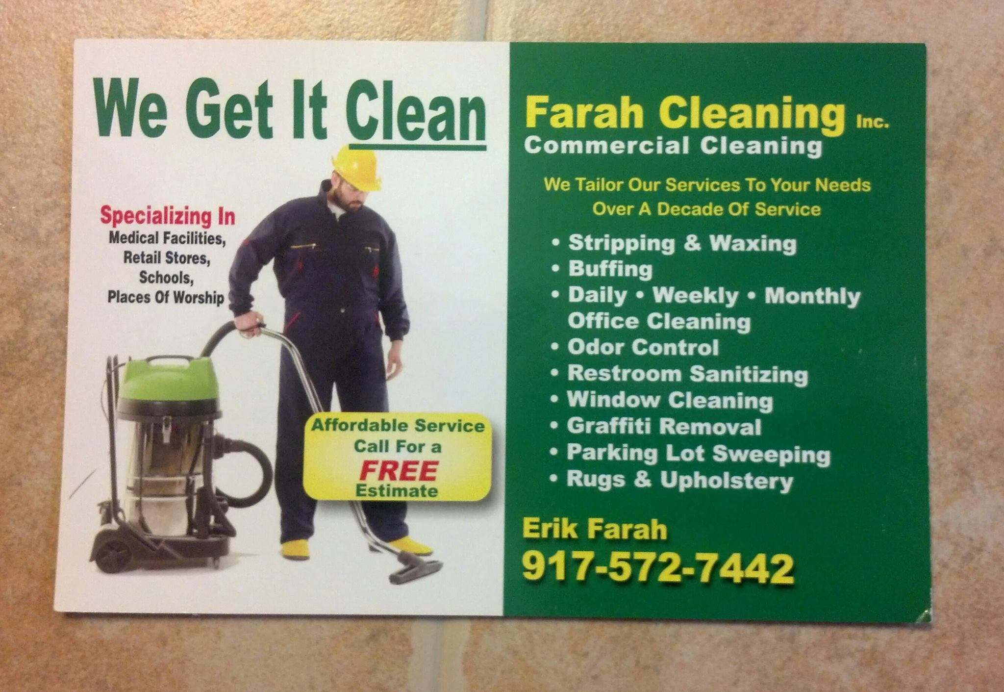 Farah Cleaning