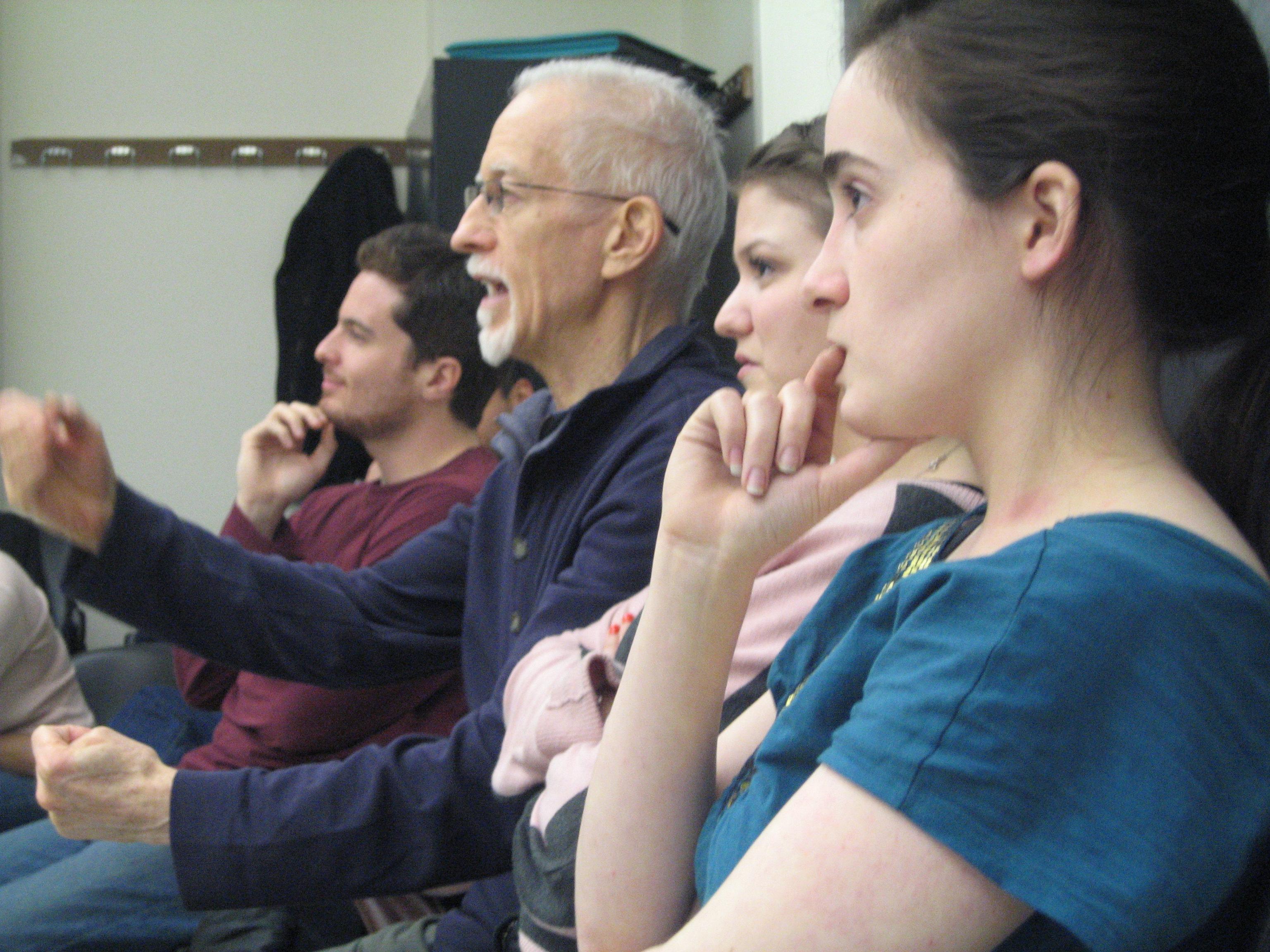 CLISAM: Chekhov-Lecoq International Studio of Acting and Movement