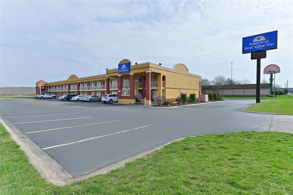 Americas Best Value Inn Indy East Indianapolis Indiana