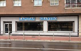 Lápidas Granero