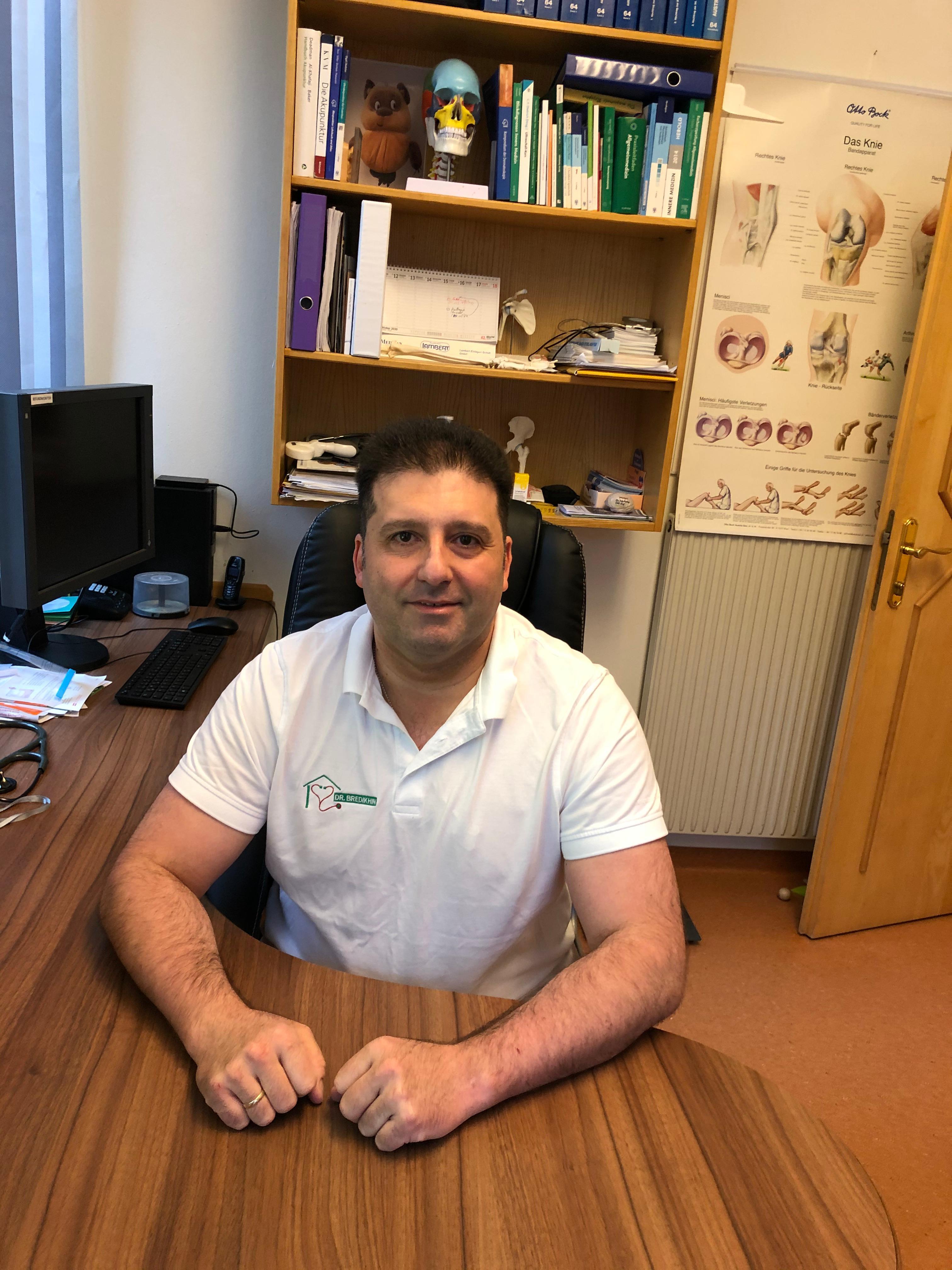 Dr. med. univ. Matvei Bredikhin