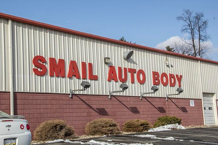 Smail Autobody & Collision Center image 0