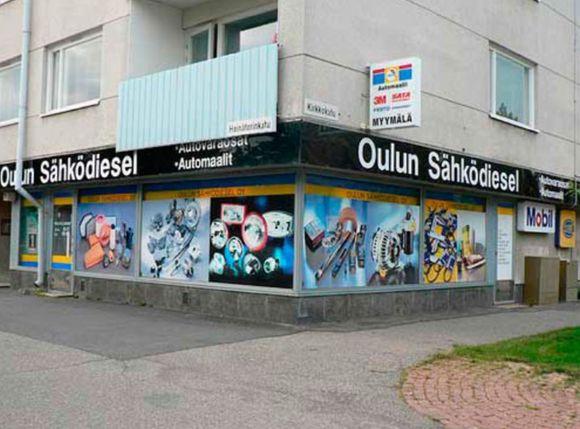 Oulun Sähködiesel Oy