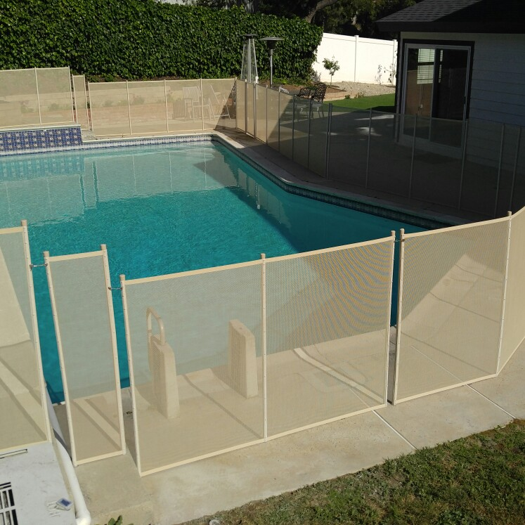 this job in finished in Fullerton