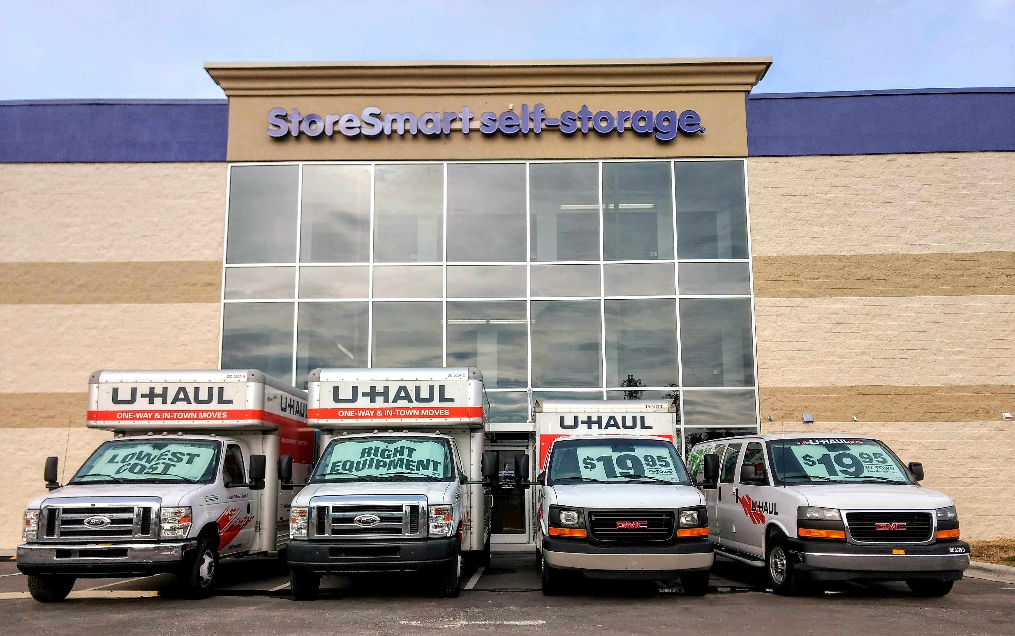 Storesmart Self Storage In Durham Nc 27703