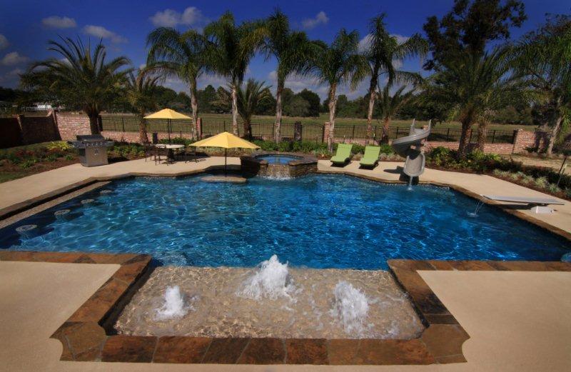 Sabine pools spas furniture lafayette louisiana la for Affordable pools lafayette louisiana