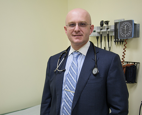Prestige Medical Center: Dr. Vlad Nusinovich, MD