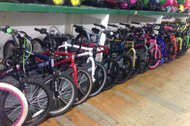 Claudy Cycles