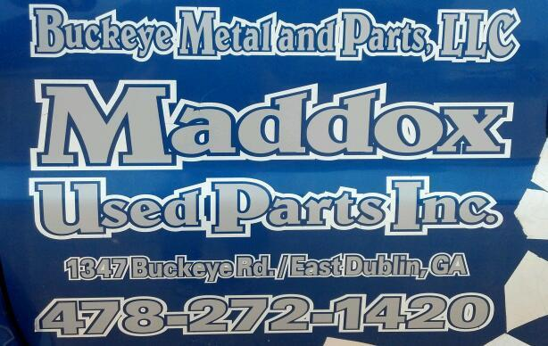 Tim Maddox Used Parts LLC