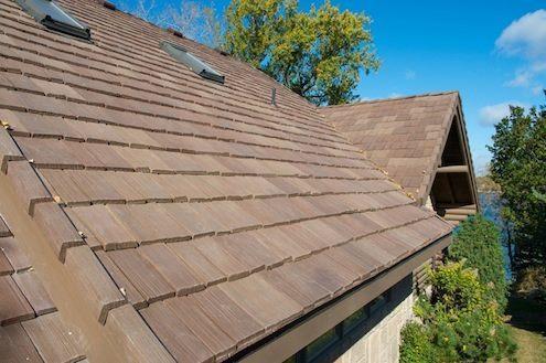Severy creek roofing inc lakewood lakewood colorado for Davinci slate roof reviews
