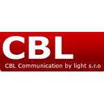 logo CBL Communication by light, s.r.o.