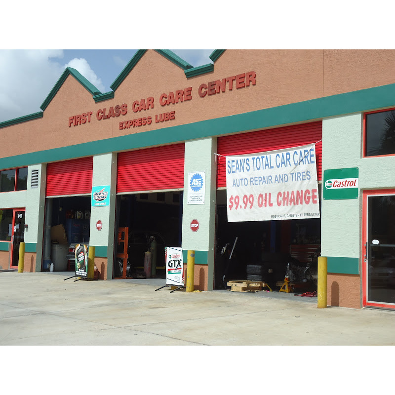 Sean's Total Car Care - Fort Myers Beach, FL 33931 - (239)985-0244 | ShowMeLocal.com