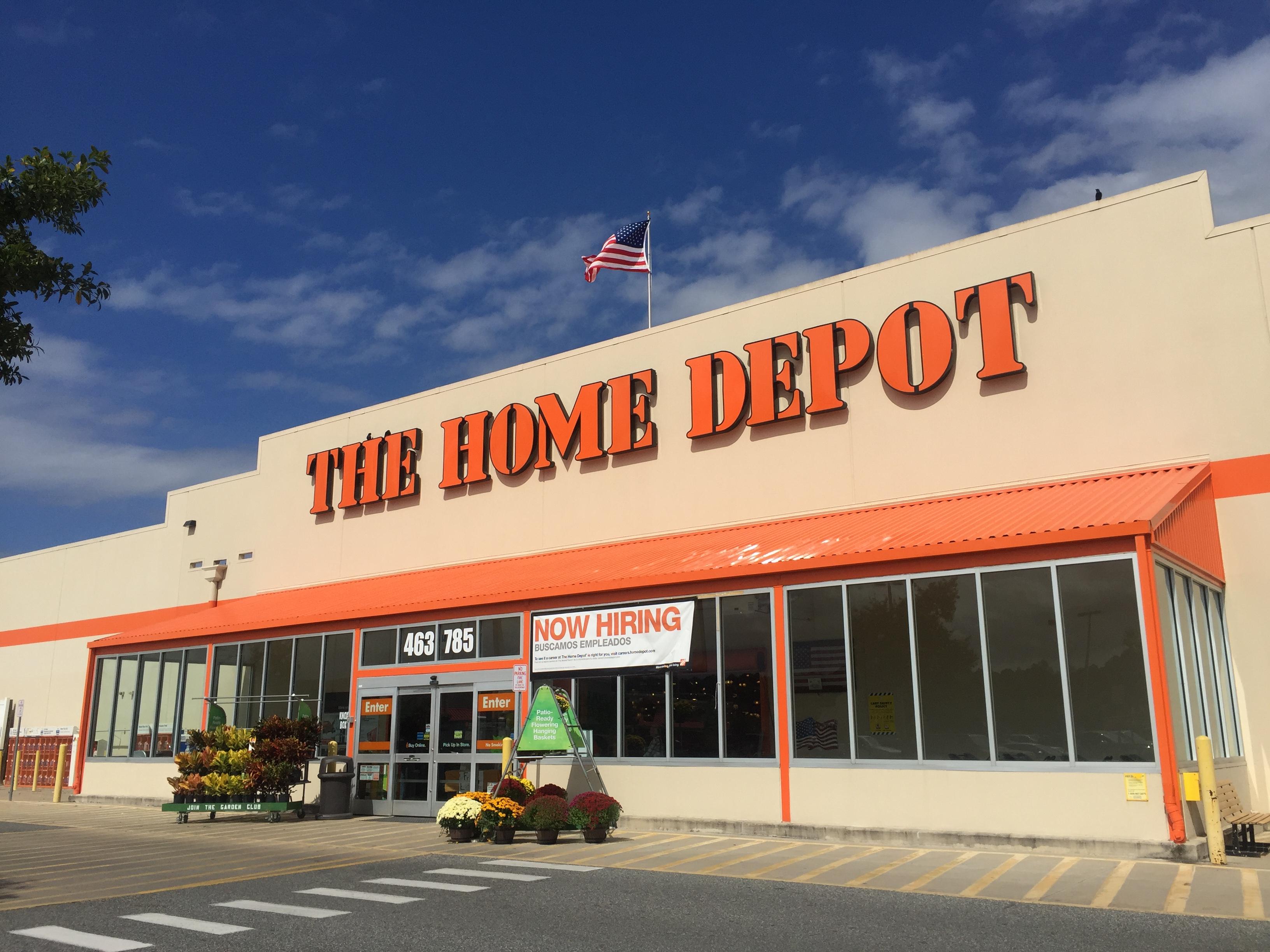 The Home Depot Yulee Florida Fl Localdatabase Com