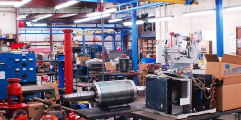 A 1 electric motor service in covington ky 41011 for Electric motor repair company
