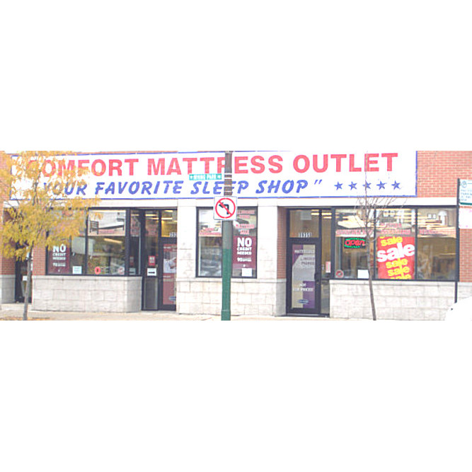 Comfort Mattress Outlet In Chicago Il 60618