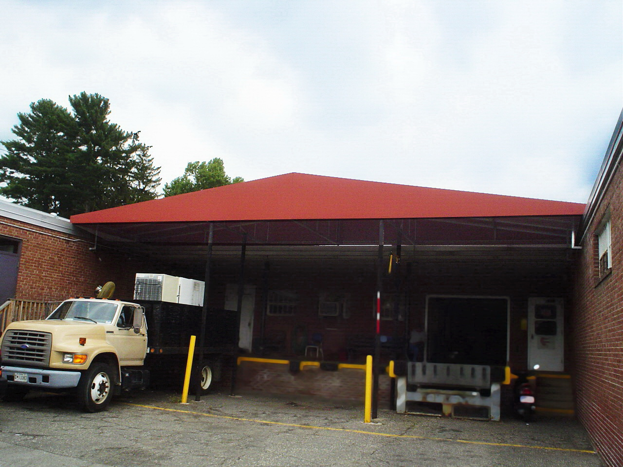 Call A. Hoffman Awning in Baltimore      410-685-5687                Loading Dock Awning in Baltimore