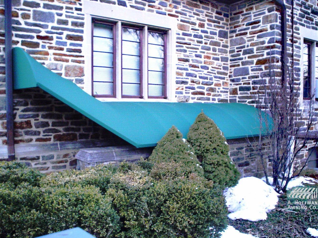 A. Hoffman Awning in Baltimore     410-685-5687     Wonderful basement or stairwell awning offering protection from fallen leaves, snow, and rain.