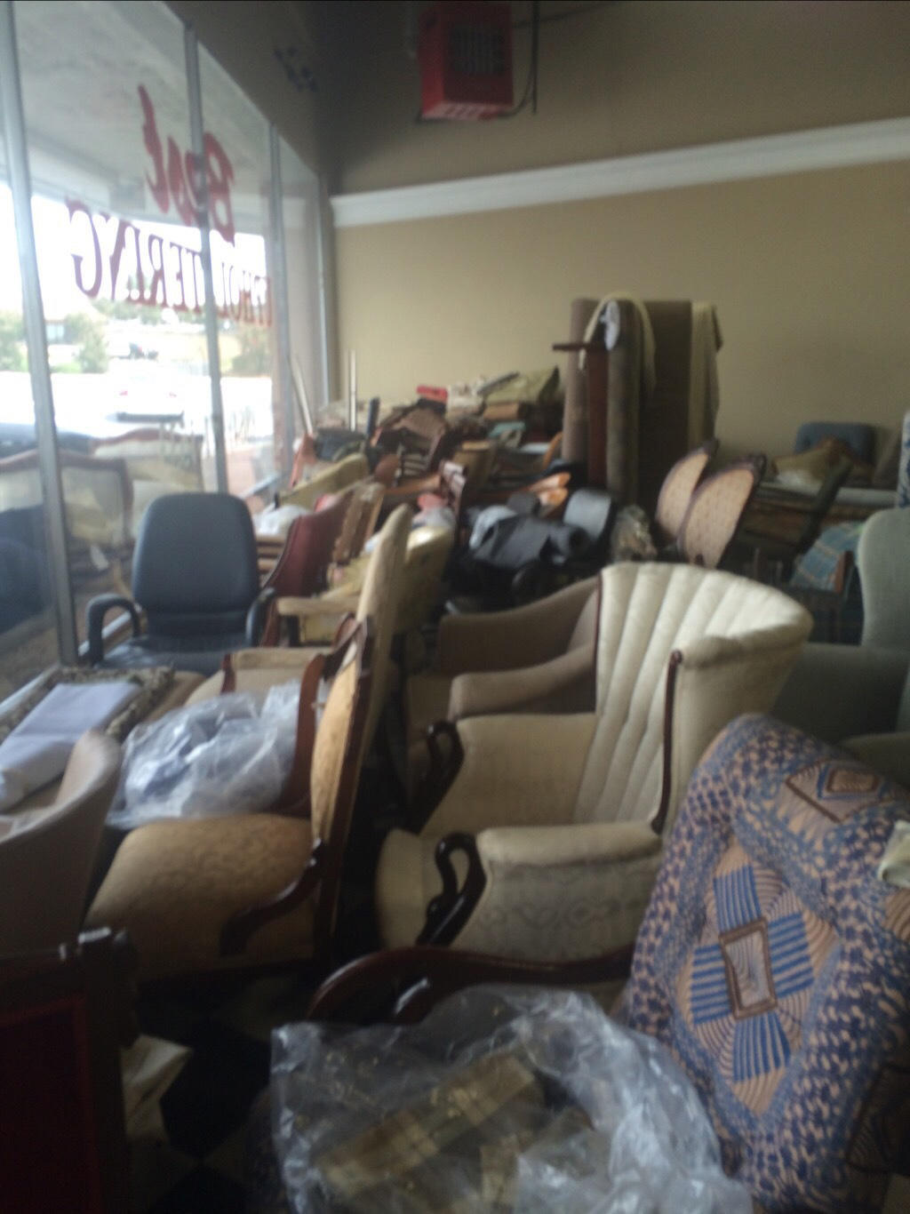 Upholstery Shop in SC Greenville 29607 Best Upholstering 28 Liberty Ln  (864)271-1533