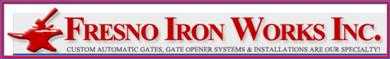 Fresno Iron Works Inc - ad image