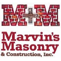 MARVIN'S MASONRY & CONSTRUCTION INC