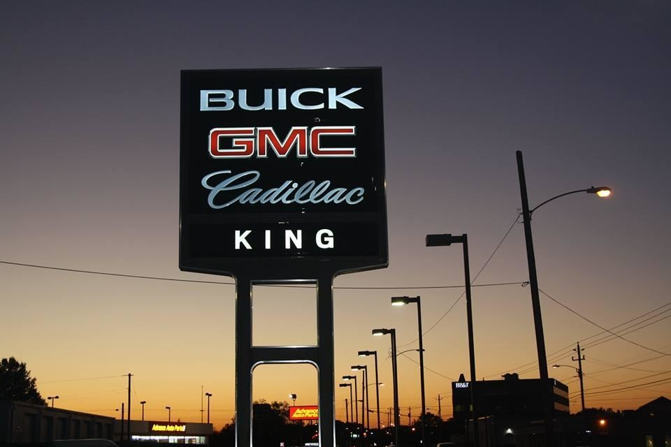 king cadillac buick gmc in florence sc 888 638 7598. Cars Review. Best American Auto & Cars Review