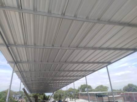 Estructura y Carpintería Metálica - Servicios Generales Olivares