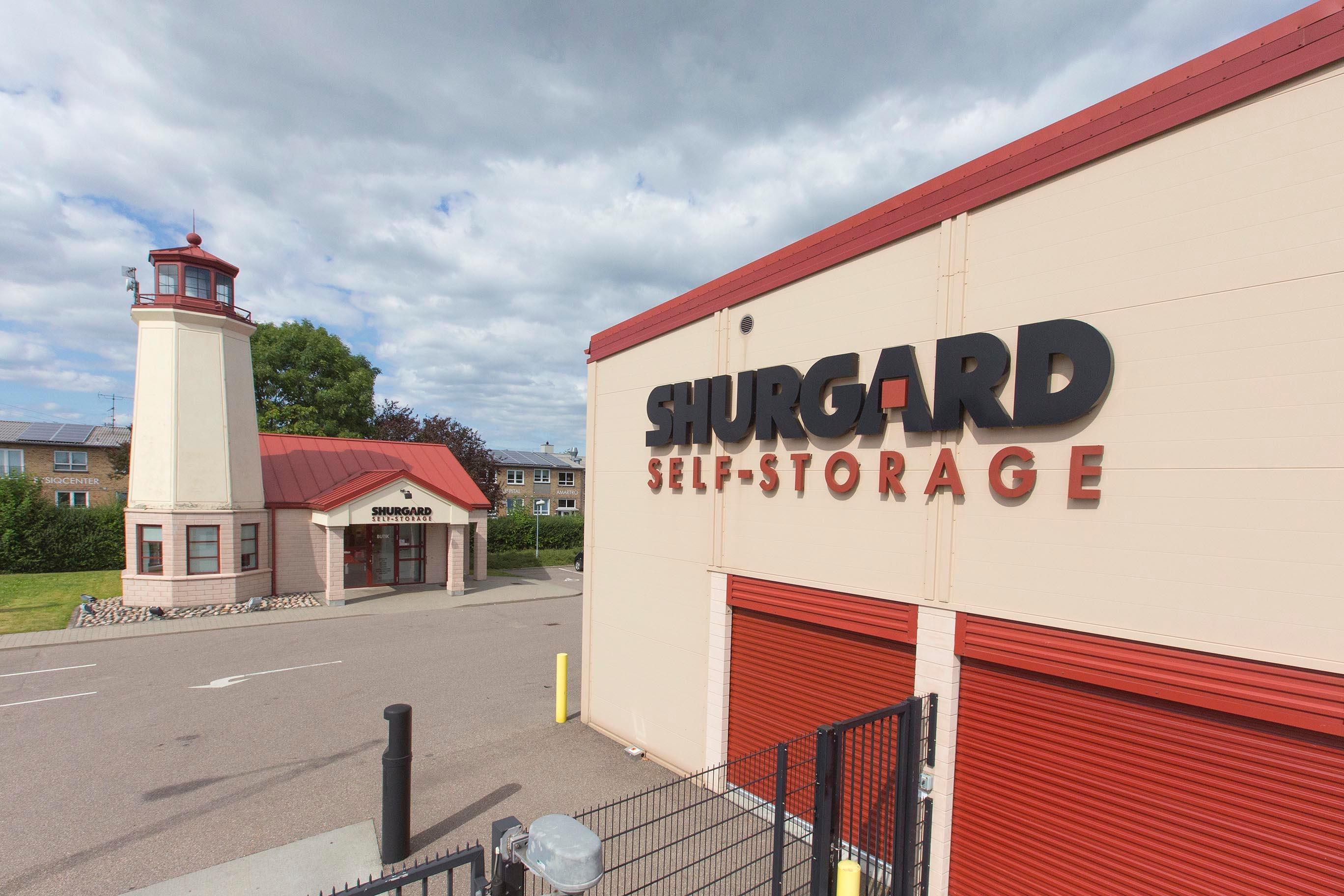 Shurgard Self-Storage Tårnby - Amager