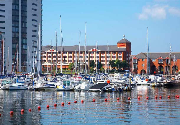 Swansea Marriott Hotel - Swansea, West Glamorgan SA1 3SS - 01792 642020 | ShowMeLocal.com
