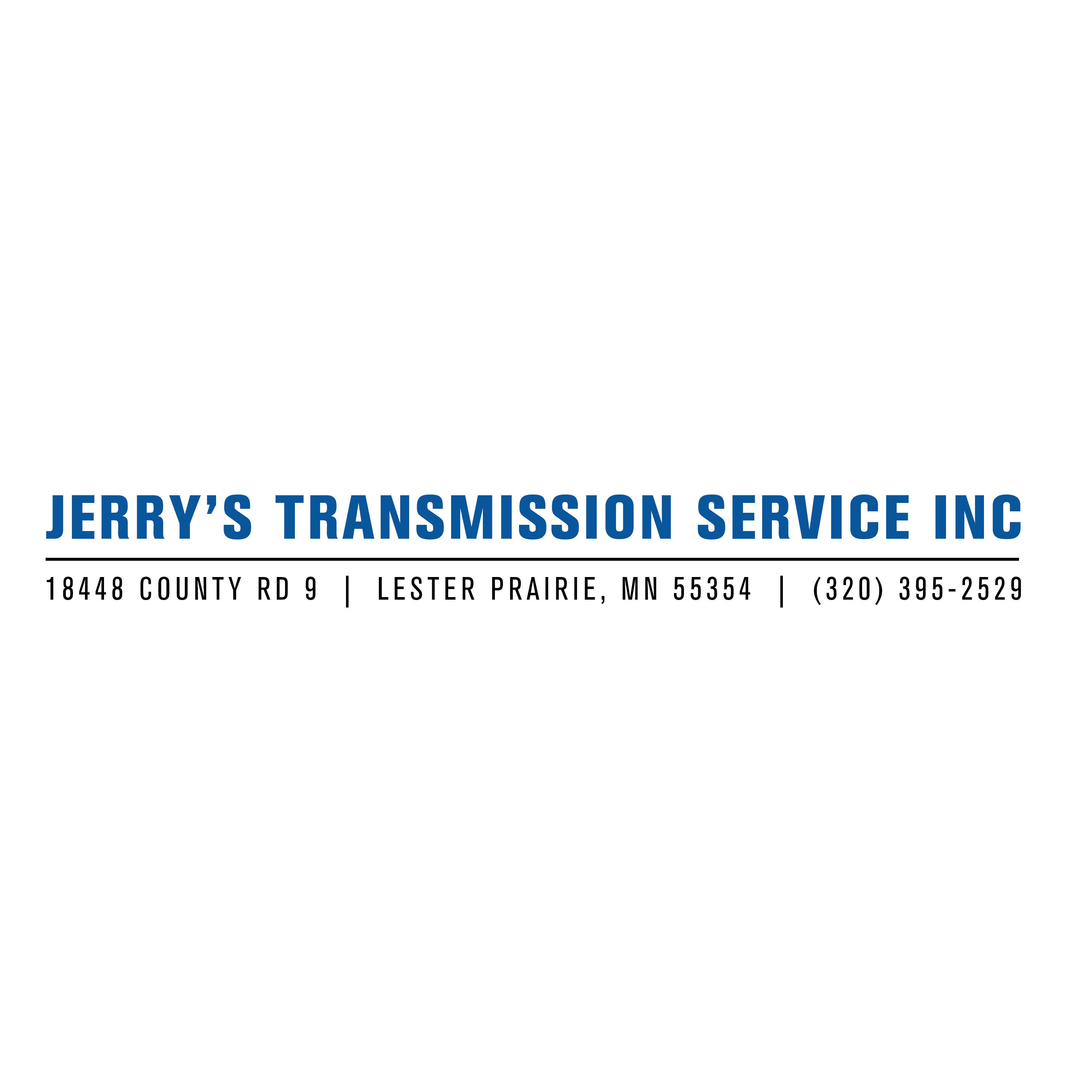 Jerry's Transmission Service, Inc